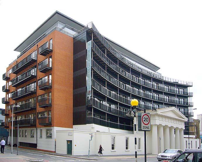 Stamford Street, Southwark, SE1
